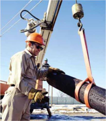 dây bẹ cẩu hàng dùng trong lao động phải đảm bảo an toàn