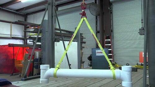 dây cáp bẹ cẩu hàng 2 tấn 50mm